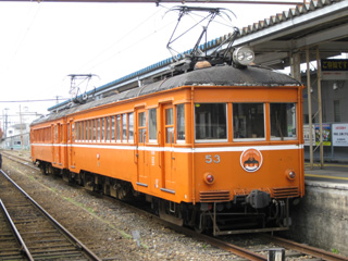 RAILWAYSデハニ50